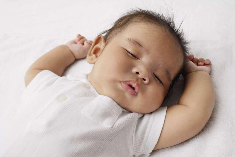 Four Month Sleep Regression