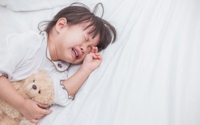 The difference between nightmares and night terrors in children