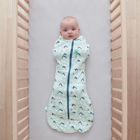 When should I stop swaddling my baby